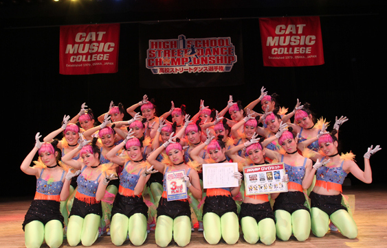 Highschool Street Dance Championship_2013