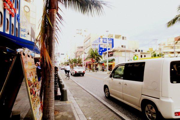 Les rues de Naha, OKINAWA
