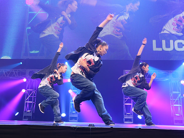 Lucifer house dance