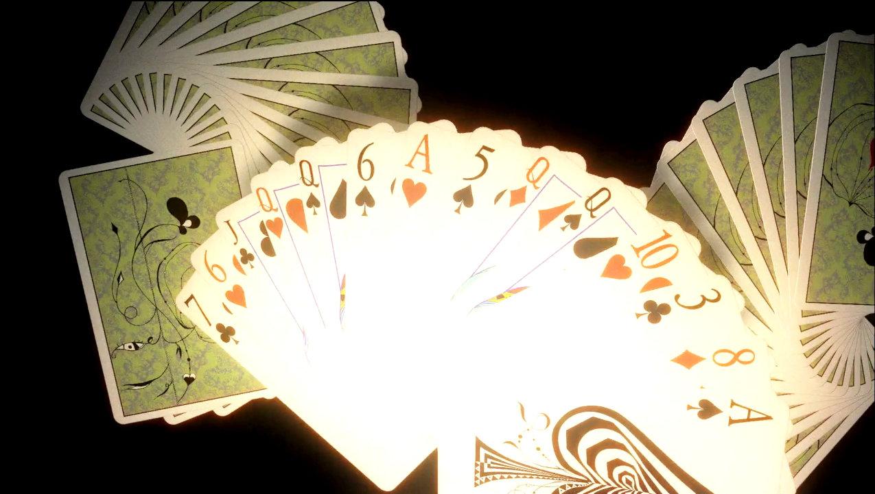 Joker Game Reason triangle