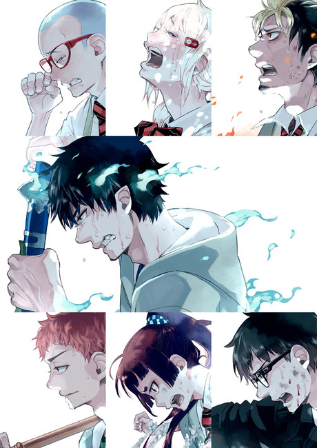 Ao-No-Exorcist-Season-2