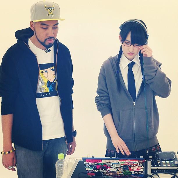 Hip Hop Japonais densha onna